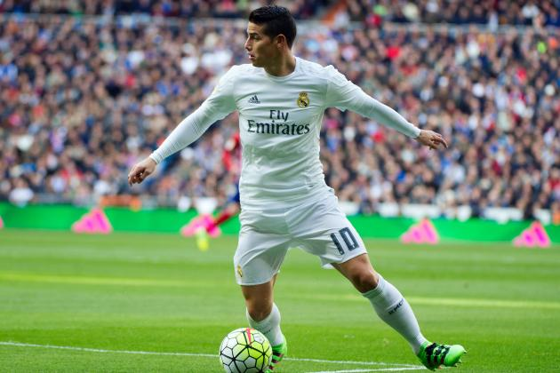 Real Madrid Transfer News: Latest James Rodriguez, Isco and Eden Hazard Rumours