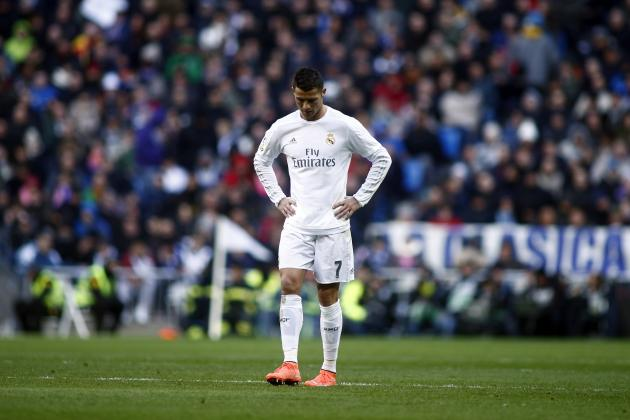 Cristiano Ronaldo's Lack of Training-Ground Effort Reportedly Stuns Team-Mates