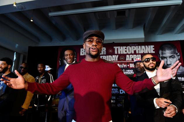 Floyd Mayweather Comments on Potential Return Amid Olympic Games Rumours