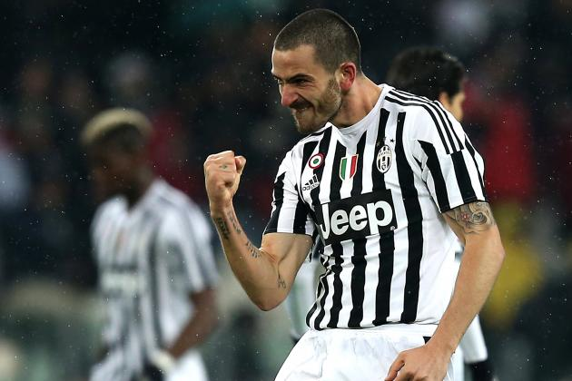 Manchester United Transfer News: Leonardo Bonucci, James Rodriguez, Top Rumours