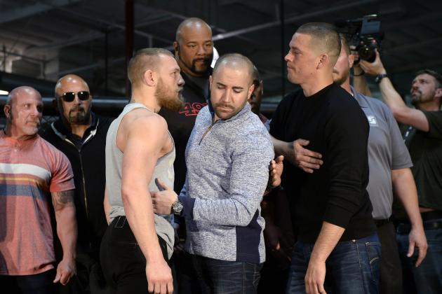 Conor McGregor, Nate Diaz Compared to Ric Flair and Roddy Piper by Jim Ross