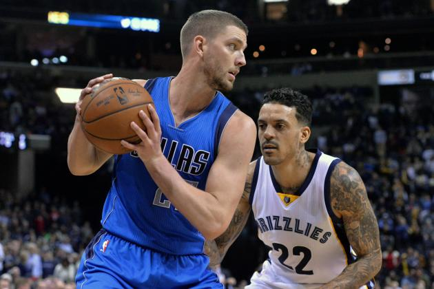 Chandler Parsons: Latest News, Rumors, Speculation Surrounding Mavericks SF