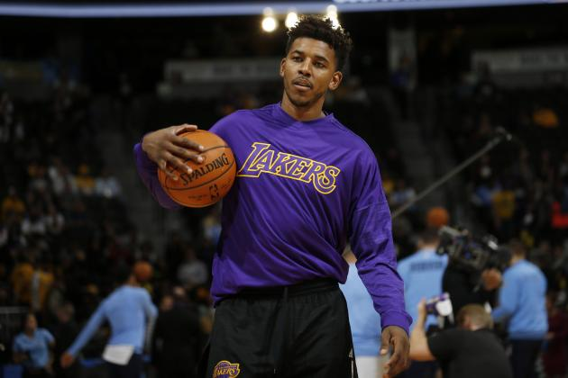 Nick Young Tweets, Posts Video from Police Traffic Stop