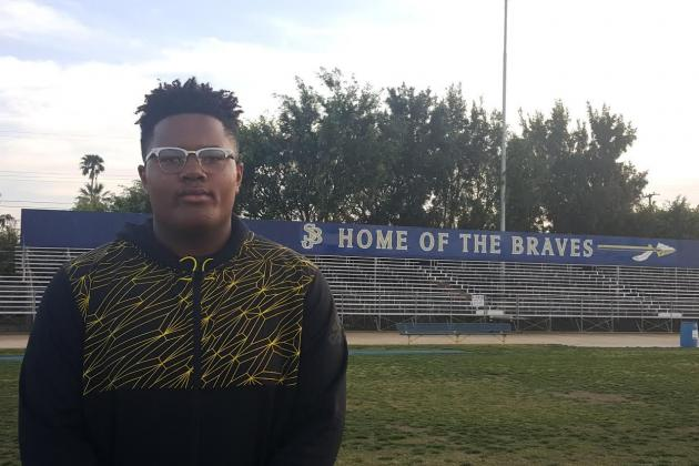 Famous Bloodlines and Aggressive Play Style Helped Make Wyatt Davis a 5-Star