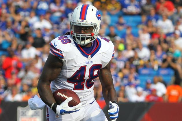 MarQueis Gray Won't Return to Bills: Latest Details, Comments and Reaction