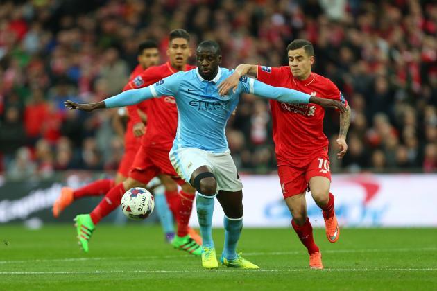 Liverpool vs. Manchester City: Team News, Live Stream, TV Info, Ticket News
