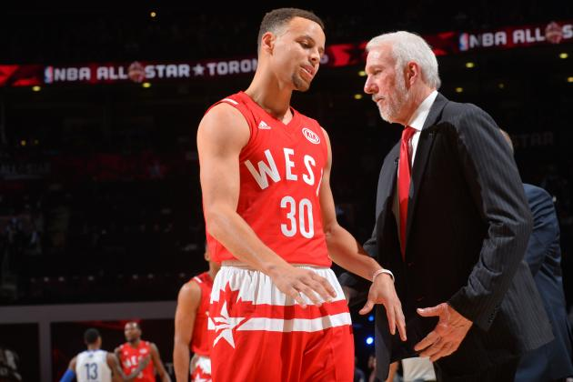 Gregg Popovich Comments on Idea of NBA Moving Back 3-Point Line