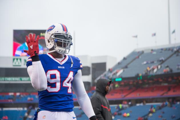 Mario Williams to Dolphins: Latest Contract Details, Comments, Reaction