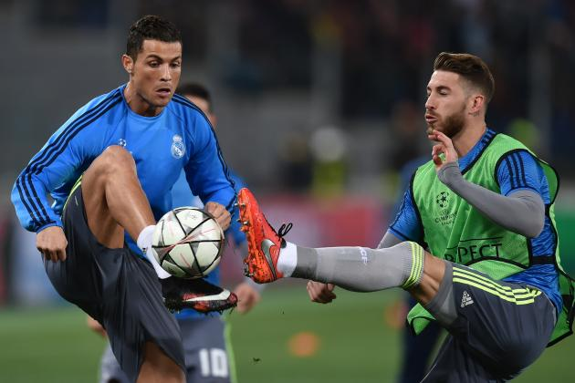 Real Madrid Transfer News: Latest on Cristiano Ronaldo, Sergio Ramos Rumours