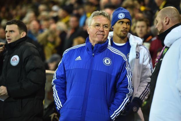 Guus Hiddink Talks Kenedy, Bertrand Traore, Chelsea Hopes After Win vs. Norwich