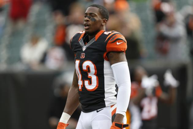 George Iloka Reportedly Re-Signs with Cincinnati Bengals