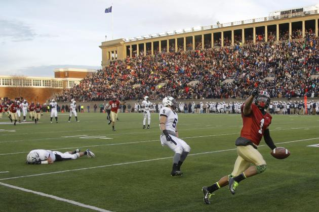 Ivy League to Eliminate Tackling from Football Practices