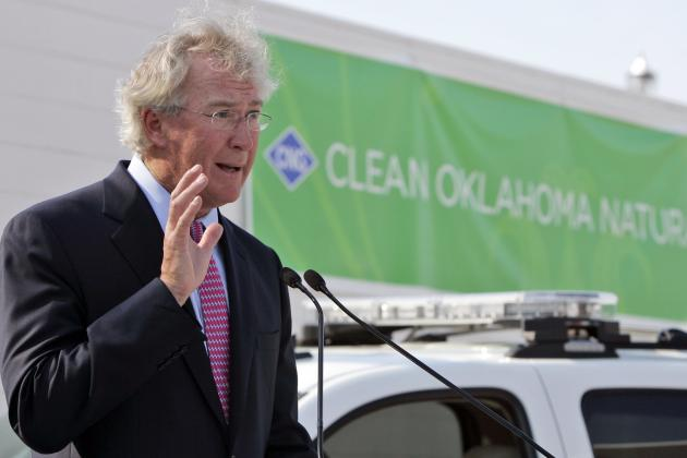 Thunder Co-Owner Aubrey McClendon Indicted on Federal Conspiracy Charges