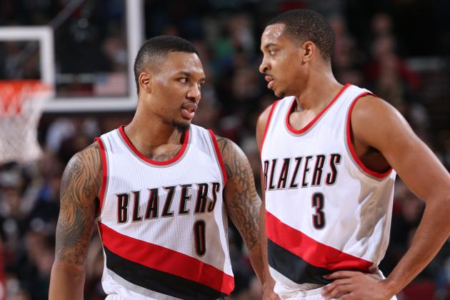 Tuesday NBA Roundup: Damian Lillard, C.J. McCollum Leading Shocking Playoff Push