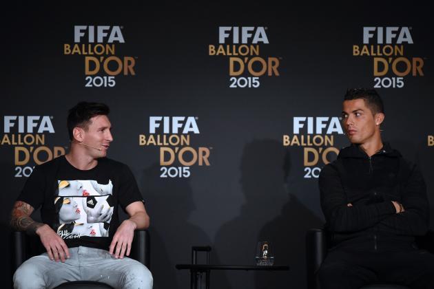 Lionel Messi Comments on Cristiano Ronaldo, Neymar and Barcelona Future