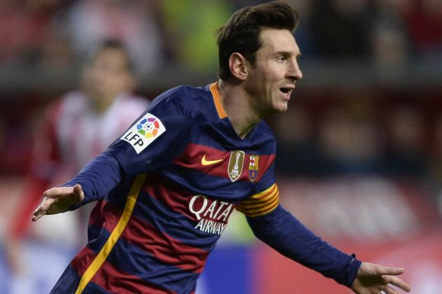 Laureus World Sports Awards 2016: Lionel Messi, Stephen Curry Among Nominees