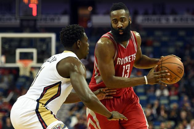New Orleans Pelicans vs. Houston Rockets: Live Score, Highlights and Reaction