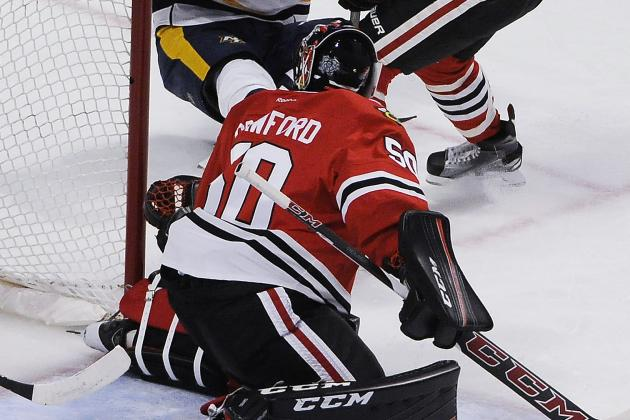 NHL Betting Preview: Chicago Blackhawks vs. Detroit Red Wings Odds, Analysis
