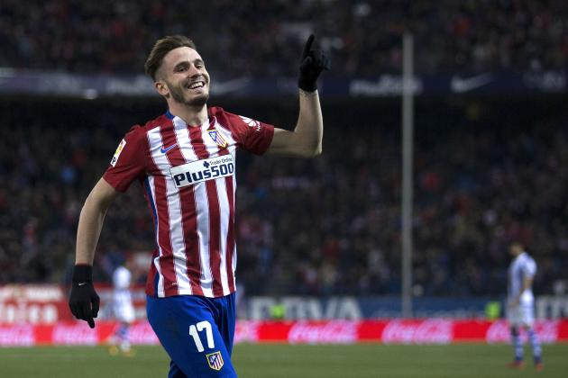 Can Atletico Madrid's Saul Niguez Break into Spain's Euro 2016 Squad?