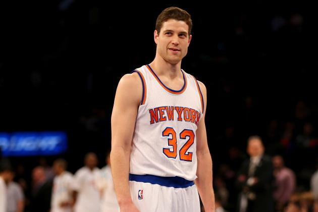 Jimmer Fredette Reportedly Won't Be Re-Signed by New York Knicks