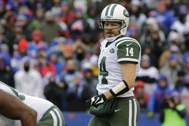 Ryan Fitzpatrick Reportedly Re-Signs with New York Jets