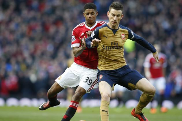 Laurent Koscielny Injury: Updates on Arsenal Defender's Calf and Return