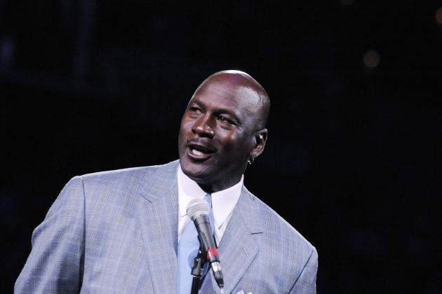 Michael Jordan Named to Forbes' 'World Billionaires' List