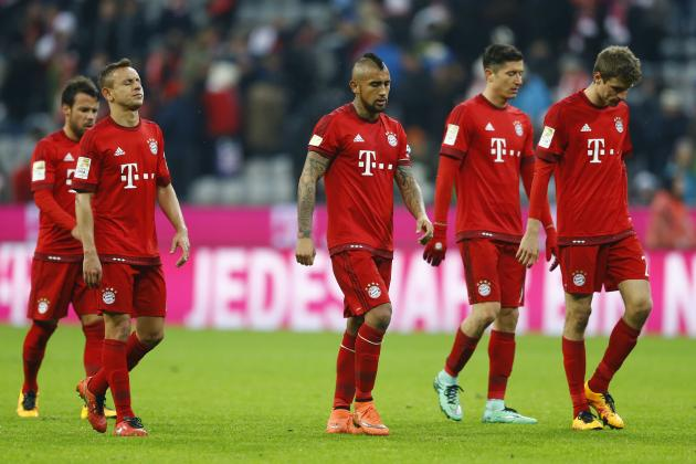 Mainz Loss Means Bayern Munich Set to Face Borussia Dortmund at the Perfect Time