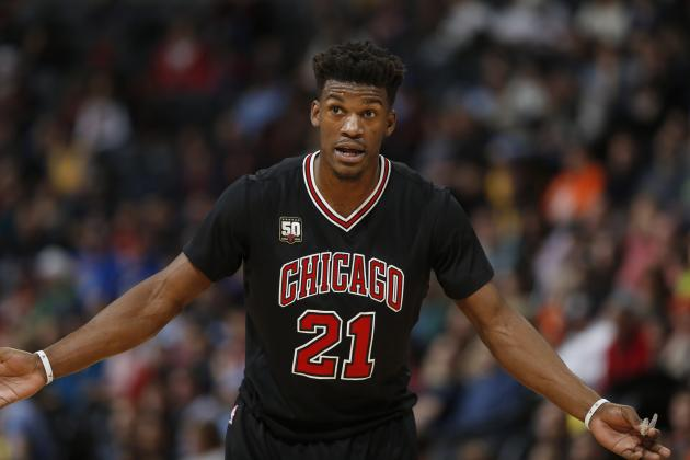 Jimmy Butler Rumors: Celtics Reportedly Attempted to Trade for Bulls Star