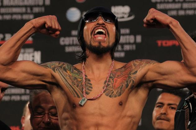 Antonio Margarito vs. Jorge Paez Jr.: Fight Time, Date, TV Info and Prediction