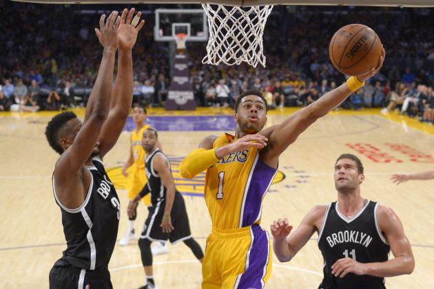 L.A. Lakers Have No Idea What D'Angelo Russell Can Become
