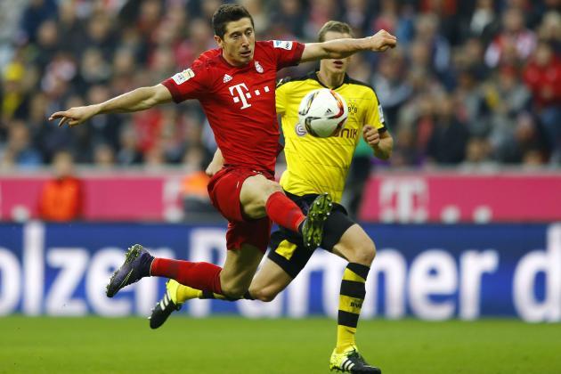 Bayern MГјnchen Vs Dortmund