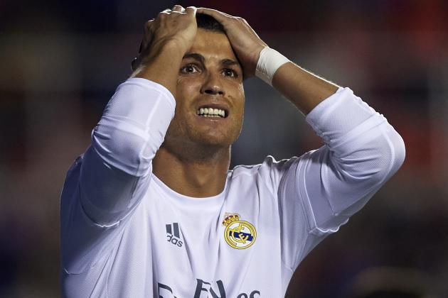 Real Madrid Transfer News: Cristiano Ronaldo Tops 10-Man Axe List, Fresh Rumours