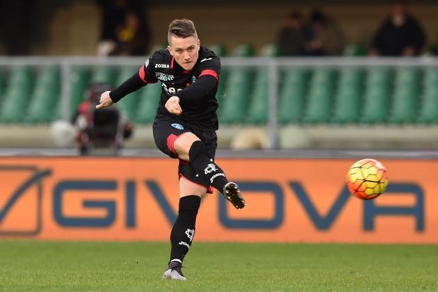 Liverpool Transfer News: Piotr Zielinski, Alex Oxlade-Chamberlain, Top Rumours