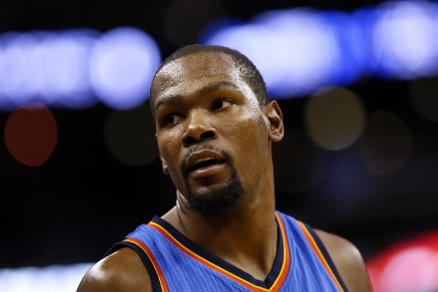 Kevin Durant Comments on Thunder After Loss vs. Clippers