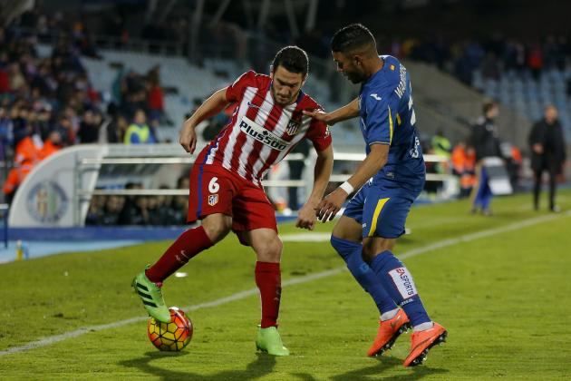 Barcelona Transfer News: Koke, Samuel Umtiti, Sergio Busquets, Latest Rumours