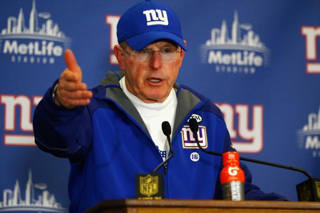 Tom Coughlin Reportedly Bashed Giants During Interview with Eagles