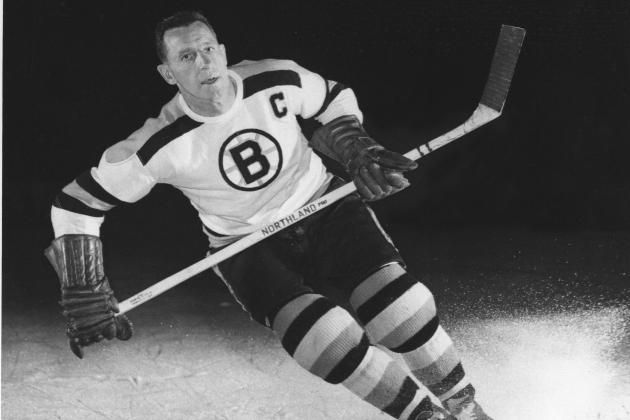 Meet Bruins Legend Milt Schmidt: The NHL's Oldest Living Former Player