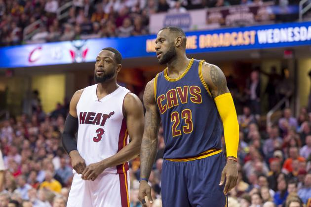 LeBron James Responds to Criticism of Workouts with Dwyane Wade