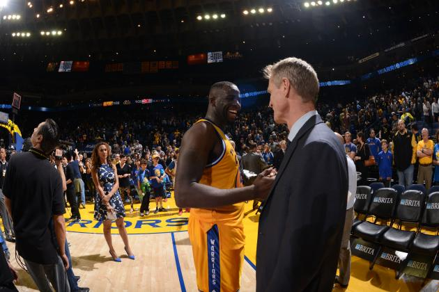 Draymond Green Calls Out ESPN Writer for Writing There's 'Tension' with Warriors