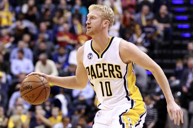 Chase Budinger, Pacers Agree on Buyout: Latest Details, Comments, Reaction