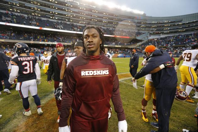 The Race Is on to Sign Robert Griffin III, with at Least 10 Teams in the Running