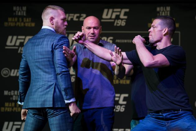 McGregor vs. Diaz: UFC 196 Odds, Predictions and Pre-Fight Twitter Hype