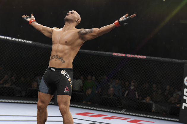 EA Sports UFC 2 Preview: Full Roster, Fighter Ratings and Release Date