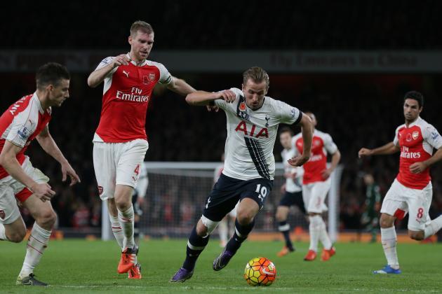 Tottenham vs. Arsenal: Team News, Preview, Live Stream, TV Info, Ticket News