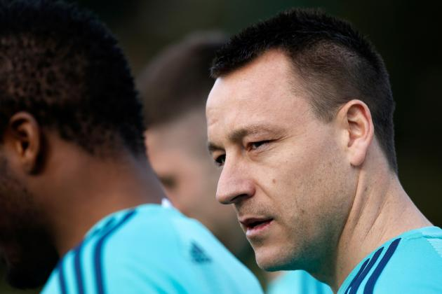 Chelsea Transfer News: John Terry Comments on Contract Situation Amid Rumours