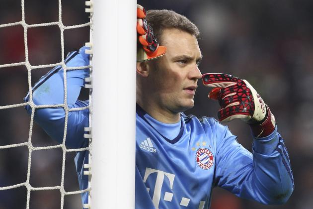 Manuel Neuer Transfer Rumours: Latest News, Speculation on Bayern Munich GK