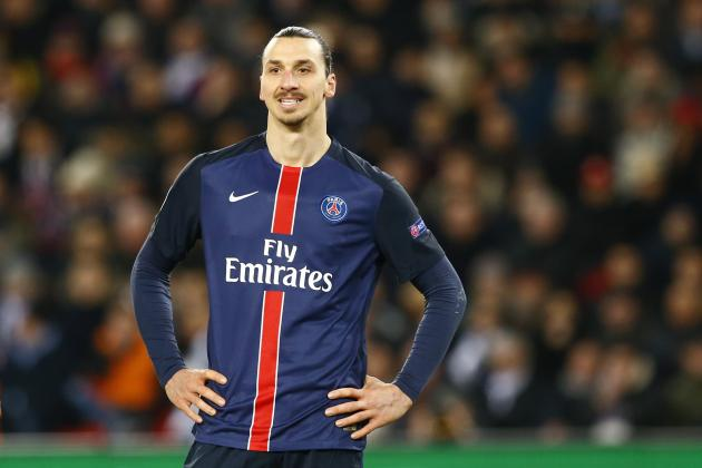 Imagining a Manchester United Side with Zlatan Ibrahimovic in Attack