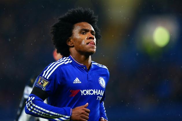 Willian Has Reached Eden Hazard Levels of Influence in Difficult Chelsea Season