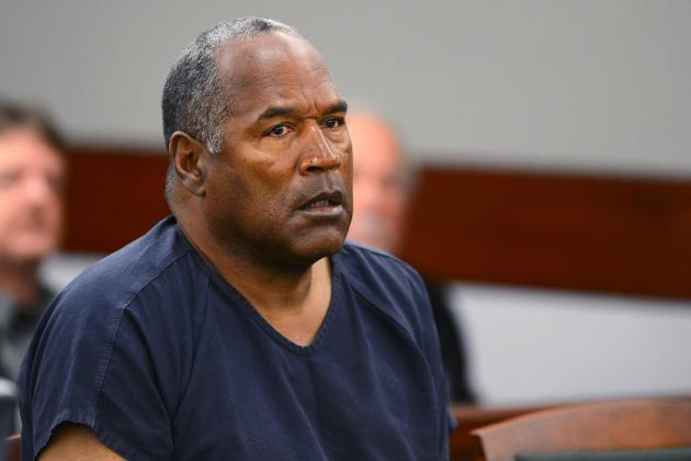 Police Investigating Knife Allegedly Found on O.J. Simpson's Property